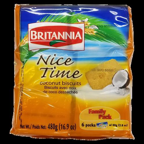 Britannia Nice Time Family Pack 480g