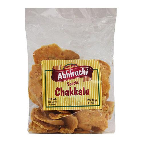 Abhiruchi Snacks Chakkalu 200gr