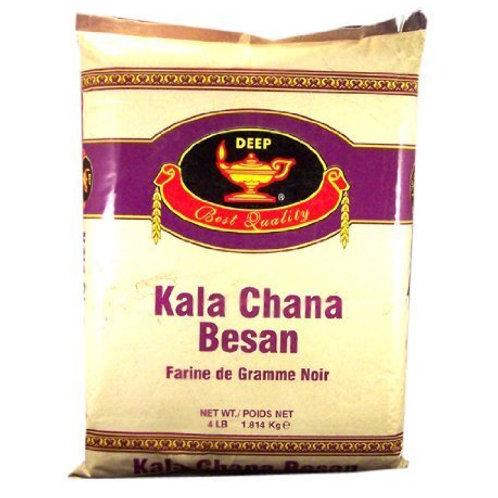 Deep Kala Chana Besan-4lb