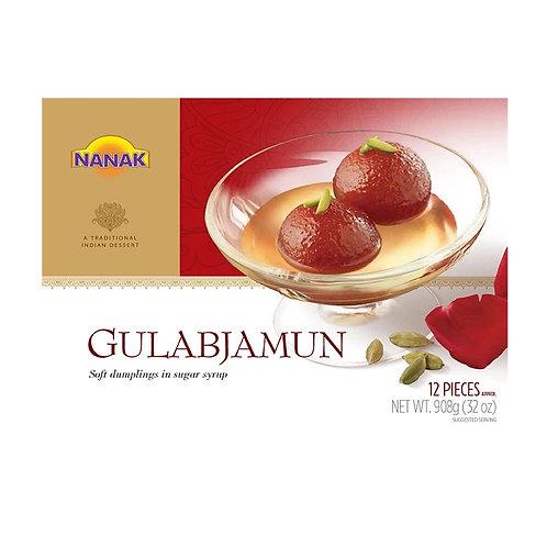 Nanak Gulab Jamun-32oz/908gm