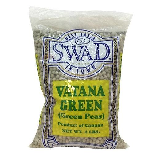 Swad Green Peas (Vatana) 4lb