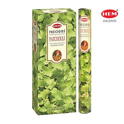 Hem Patchouli Incense 6pk/20pc