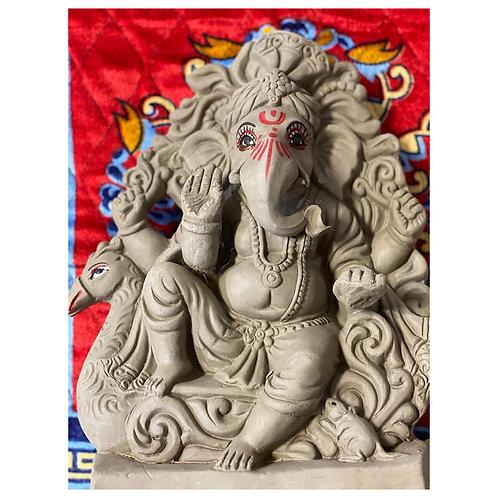 Ganesha Idol - 12 inch