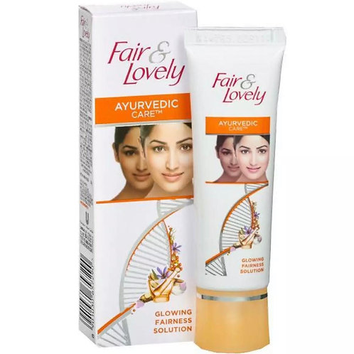 Fair & Lovely Ayurvedic Cream - 50g