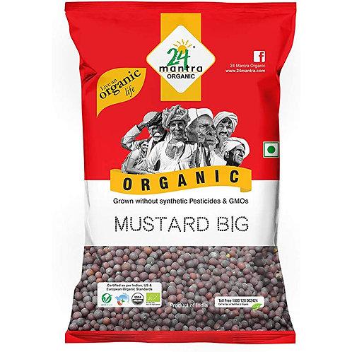 24M Org Mustard Seeds - 7oz