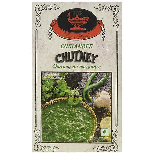 Deep Frozen Coriander Chutney-9oz