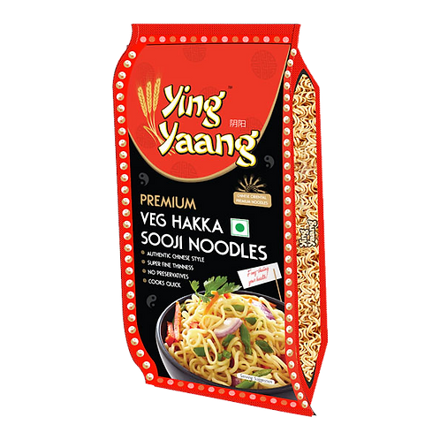 Ying Yaang Veg Hakka Sooji Noodles - 200 gms