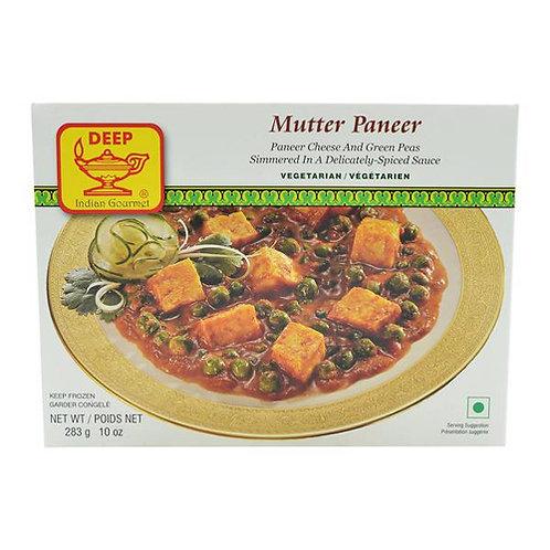 Deep Frozen Mutter Paneer-10 oz