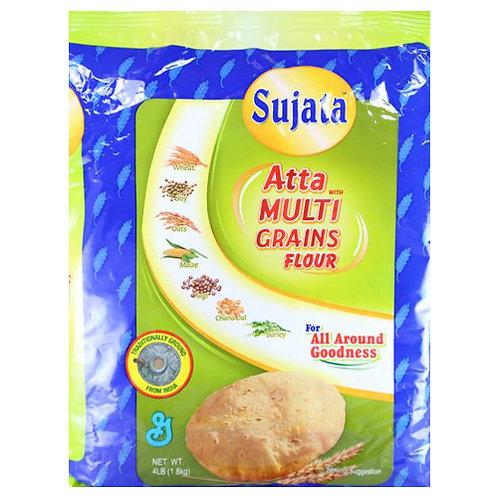 Sujata Multi Grain Atta-4lb