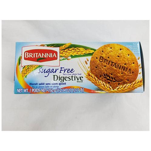 Britannia Digestive Sugar Free 12.34 oz