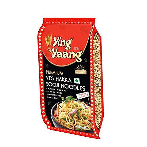 Ying Yang Veg Hakka Sooji Noodles - 400 grams
