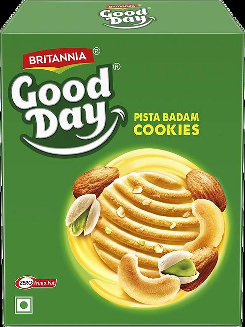 Britannia GD Pista Almond - 8.1oz/230g
