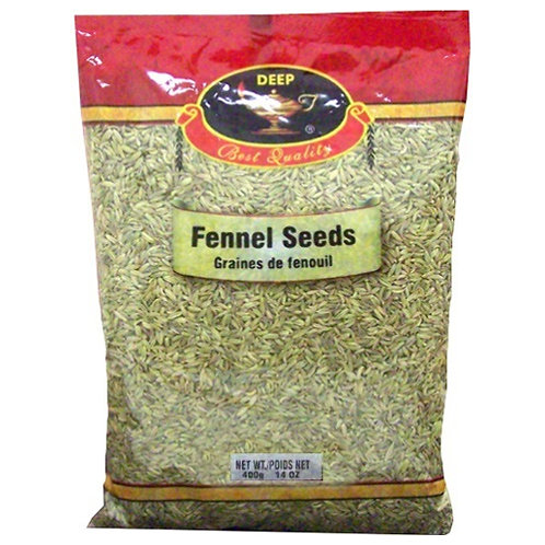 Deep Fennel Seeds-14oz/400g