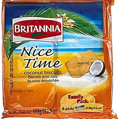 Britannia Nice Time FP 480g