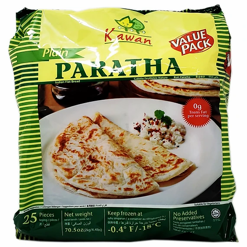 Kawan Plain Paratha Bulk 25pc