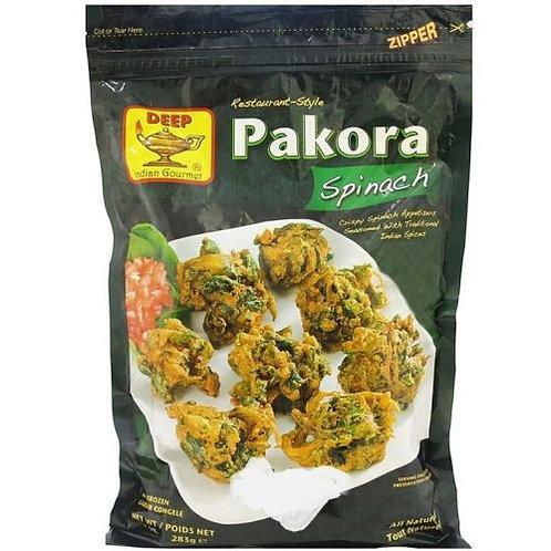 Deep Frozen Spinach Pakora-10oz