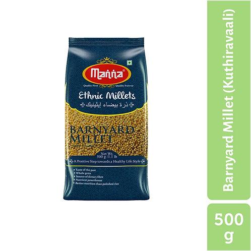Manna Barnyard Millet - 500gms