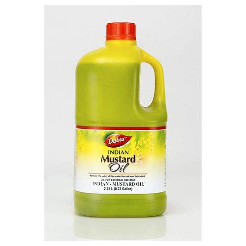 Dabur Indian Mustard Oil 2.75ltr