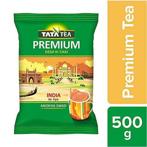 Tetley Tata Tea Premium- 500g/17.5 Oz