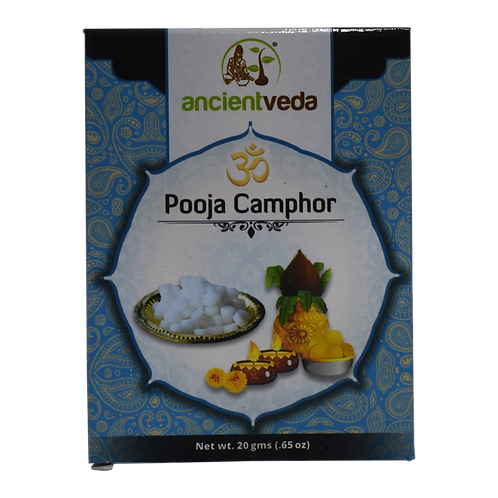 Ancient Veda Pooja Camphor - 20gms
