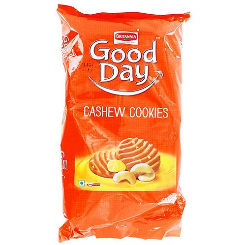 Britannia GD Cashew Cookies FP 600g