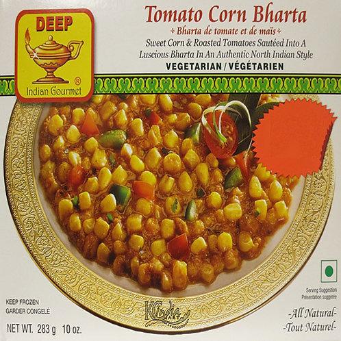 Deep Frozen Tomato Corn Bhar-10oz
