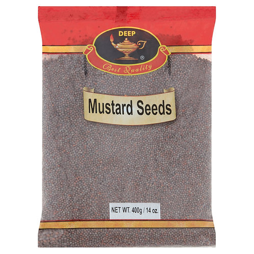 Deep Mustard seeds-14oz/400g