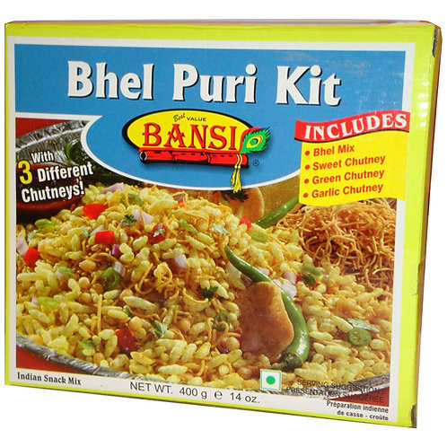 Bansi Bhel Puri Kit- 400g