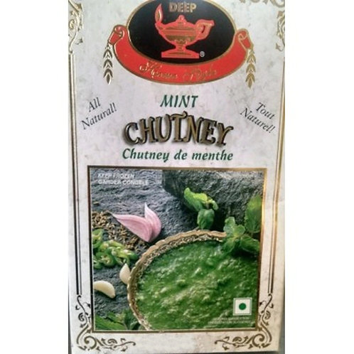 Deep Frozen Mint Chutney-9oz