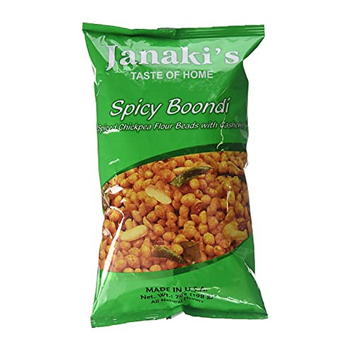 Janaki Spicy Boondi