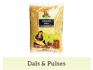 Indian Staples Dals & Pulses