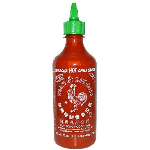 Sriracha Hot Chili Sauce-17oz