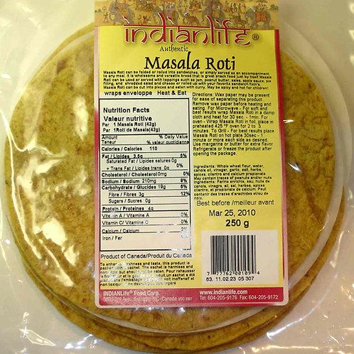 Indian Life Masala Roti-250g
