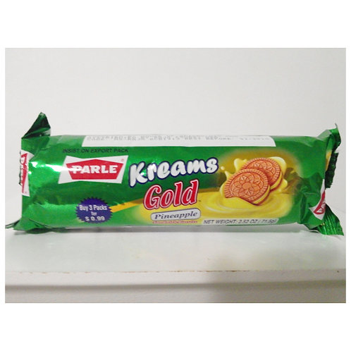 Parle Kreams Pineapple 2.52oz