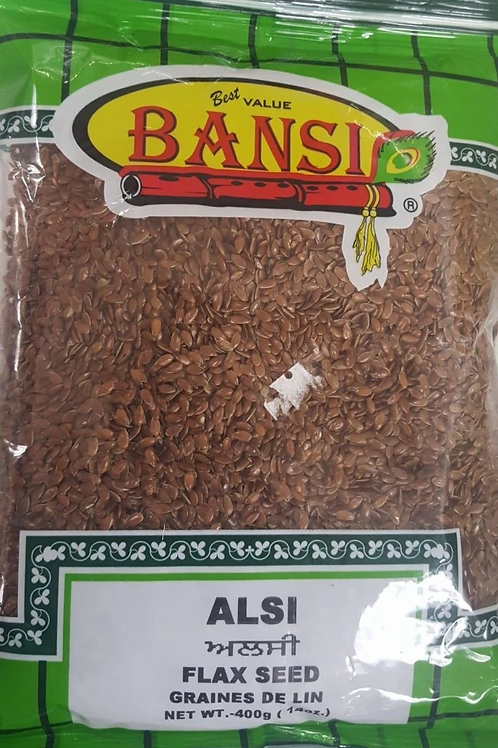 Bansi Alsi Seeds - 14oz/400g