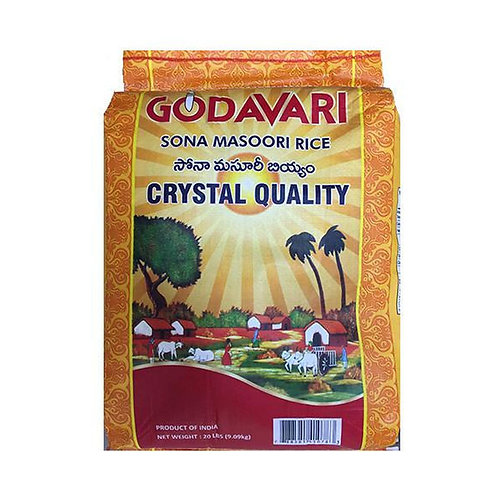 Godavari Crystal Rice - 20lb
