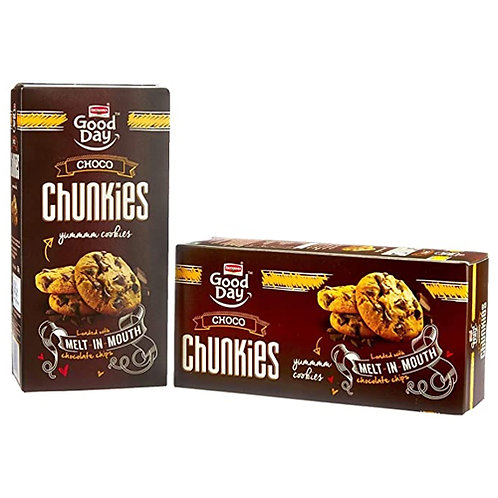 Britannia Good Day Choco-Cookies Family Pack (6 packets)