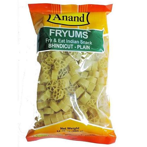 Anand Fryums Bhindi Cut Plain