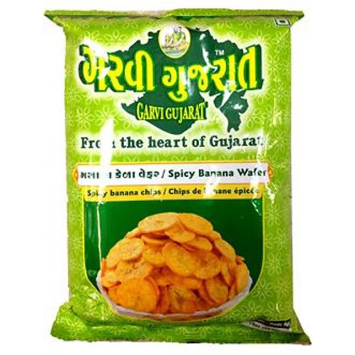 GG Spicy Banana Wafers 2lb (908gm)