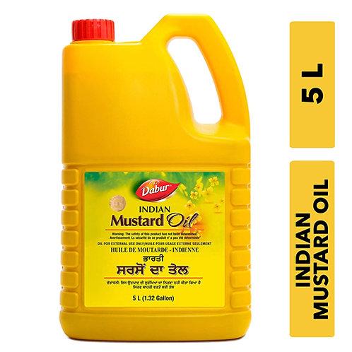 Dabur Mustard Oil 5ltr