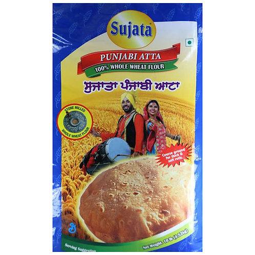 Sujata Punjabi Atta 10lb