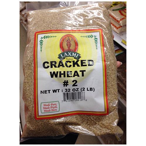 Laxmi Cracked Wheat #2 -2lb