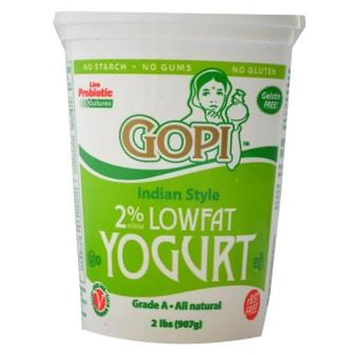 Gopi Low Fat Yogurt - 2lb