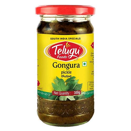 Telugu Gongura Pickle 300gm