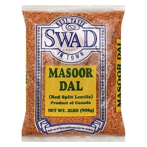 Swad Masoor Dal-2lb