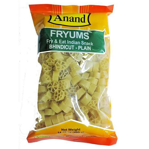 Anand Fryums Bindi Cut Plain