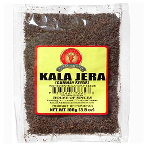 Laxmi Kala Jeera 3.5 oz