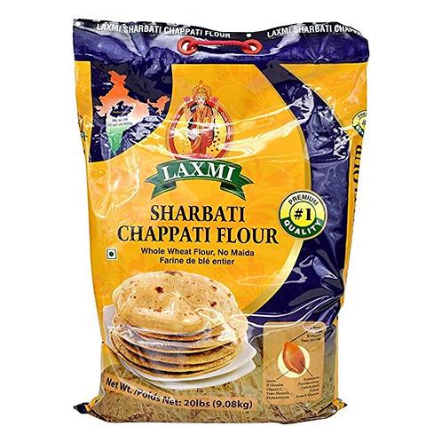 Laxmi Sharbati Atta - 20LB