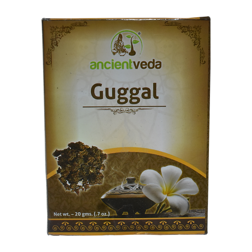 Ancient Veda Guggal 20g