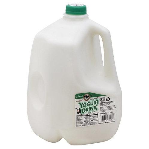 Karoun Yogurt Drink Mint - 1 gallon